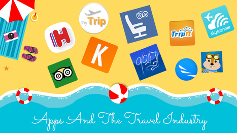 Apps And Their Impact On Travel Industry   Latest Technology Trends   Scoop.it