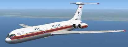 FSX - Ilyushin Il-62 Updated Package | 546464 | Scoop.it