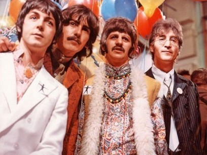 All Together Now: Every Beatles Song Played at Once | Socialart | Scoop.it