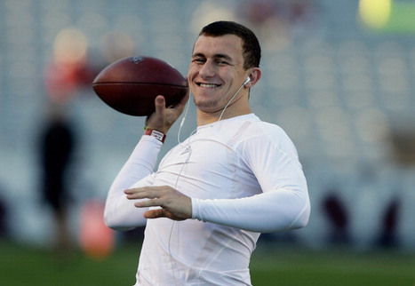 Manziel Inks Deal With Sports Agent, Business Agency - CBS Dallas ... | sports managment | Scoop.it