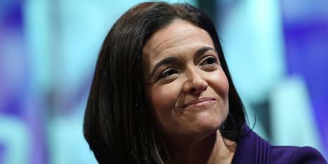 3 réflexes qui me permettent de surmonter les plus grands défis par Sheryl Sandberg, DG de Facebook | CultureRP | Scoop.it