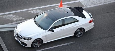 » Mercedes Classe E 2013 | MonAutoNews | Scoop.it