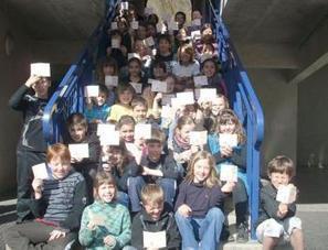 Ancizan. Le permis piéton pour les écoliers de 7 à 11 ans - La Dépêche   Vallée d'Aure - Pyrénées   Scoop.it