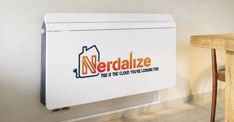 Nerdalize wants to Heat Homes for Free with Cloud Servers   Technology in Business Today   Scoop.it