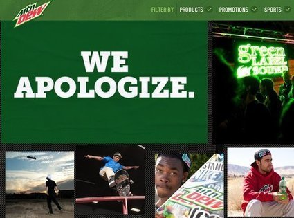 Mountain Dew, Courting Too Much Controversy | Contently | Public Relations & Social Media Insight | Scoop.it