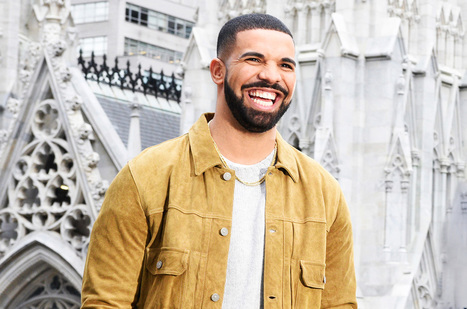 Drake Tops Justin Bieber as Most-Streamed Artist on Spotify, Company's Playlists Hit a Billion Weekly Streams | Digital Music | Scoop.it