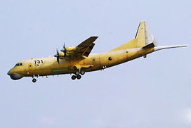 Chinese Y-8 GX6 Maritime Patrol and Anti-submarine warfare aircraft | China Commentary | Scoop.it