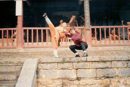 What happens when you drop out of Princeton to move to the Shaolin Temple and master Kung Fu? | Guang Ming Wushu Amsterdam | Scoop.it