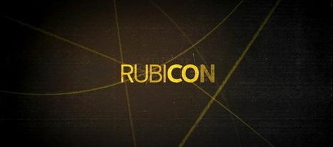 Time Of The Season » Avez-vous déjà vu ? … Rubicon | Time of the season, Blog Séries télé | Scoop.it