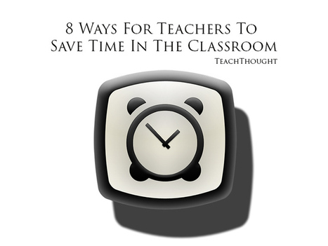 8 Ways For Teachers To Save Time In The Classroom | Apps for productivity in teaching | Scoop.it