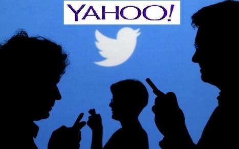 Twitter et Yahoo : bientôt la fusion ? | Analyse réseaux sociaux | Scoop.it