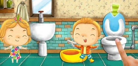 Top 10 Apps For Potty Training | Top iPad Apps & Tools | Scoop.it