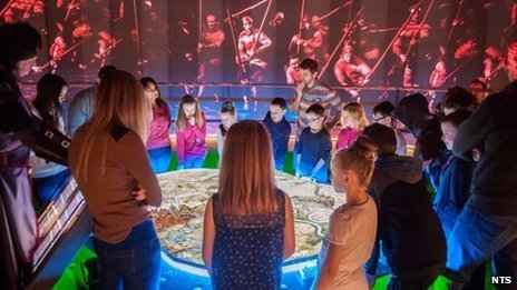 Bannockburn battle recreated in 3D   Augmented, Alternate and Virtual Realities in Higher Education   Scoop.it