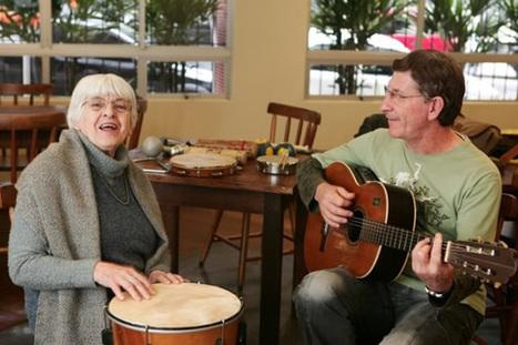 Musicoterapia e Alzheimer | psicopatologia | Scoop.it