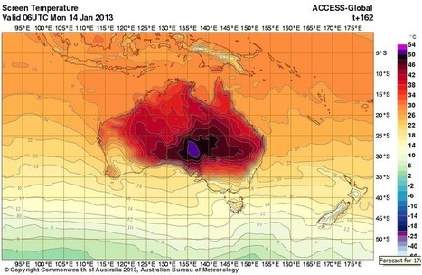 Epic Heat, Wildfires Are Scorching Australian Landscape | Climate Central | Climate change challenges | Scoop.it