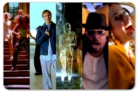 Public speaking lessons from 13 songs released in the 1990s | ProfessionalDevelopment PerfectionnementProfessionnel | Scoop.it