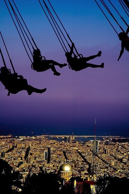 Flying over Barcelona | My Photo | Scoop.it