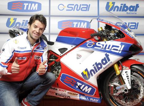 Althea presents the WSBK team | Ducati news | Scoop.it