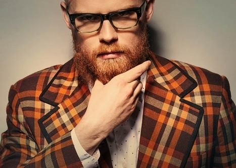 No, Beards Are Not Filthy and Dangerous and Full of Feces | Virology News | Scoop.it