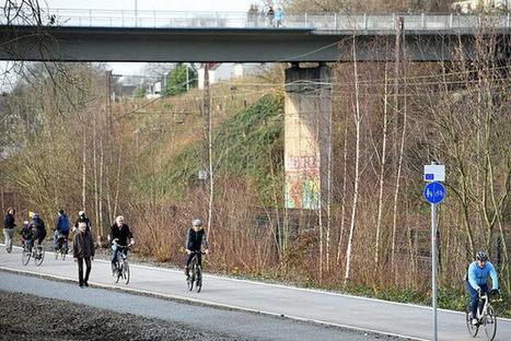 Alemania construye la primera autopista para bicicletas del mundo | Infraestructura Sostenible | Scoop.it