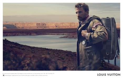Matthias Schoenaerts, nouvelle égérie de Louis Vuitton | L'actualité de la réclame internationale | Scoop.it