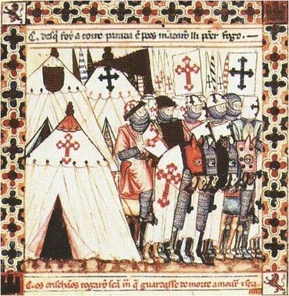 La cruz de Calatrava: del negro al rojo - Tierra de don Quijote | Plena Edad Media | Scoop.it