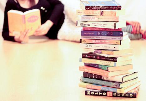 10 manieren om je volgende boek te bepalen - MustReads - Boekennieuws en recensies   trends in bibliotheken   Scoop.it