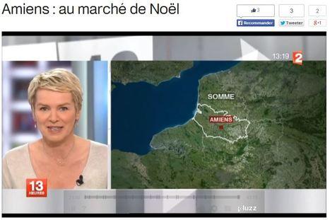 Amiens : au marché de Noël | Picardie Economie - La Picardie dans les medias | Scoop.it