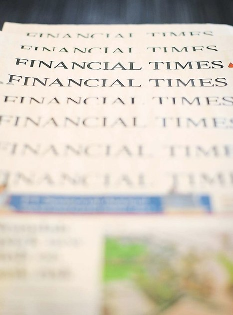 Le «Financial Times» pourrait changer de mains | DocPresseESJ | Scoop.it