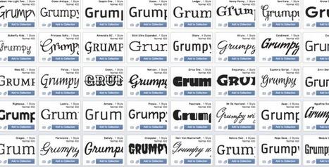 Google Fonts vous offre des typos gratuites - Les Outils Google   Banques Gratuites et libres de droits   Scoop.it