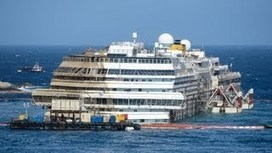 UVioO - How much is the Costa Concordia worth as scrap? | Interesting | Scoop.it
