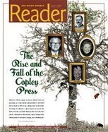 The Rise and Fall of the Copley Press | California Politics | Scoop.it