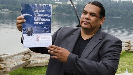 Tsleil-Waututh First Nation rejects Kinder Morgan Trans Mountain expansion | Canada and its politics | Scoop.it