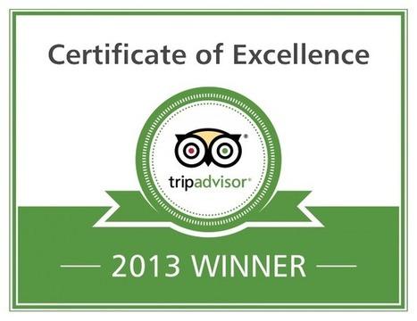Jordan Winery receives TripAdvisor Certificate of Excellence Award | The Jordan Journey | Wine, Technology & Social Media | Scoop.it