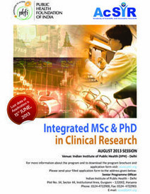 Integrated MSc & PhD in Clinical Research | Courses in clinical research | Scoop.it