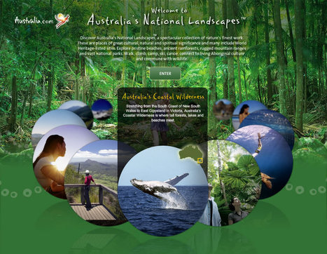 Australia's National Landscapes | Geography | Scoop.it