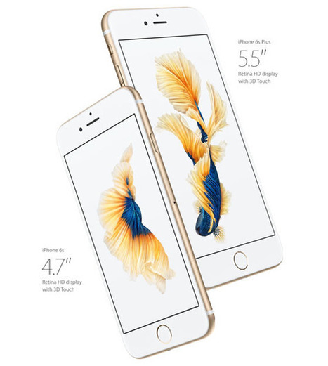 New iPhone 6s & 6s Plus Get Powerful Camera Upgrades | technology | Scoop.it