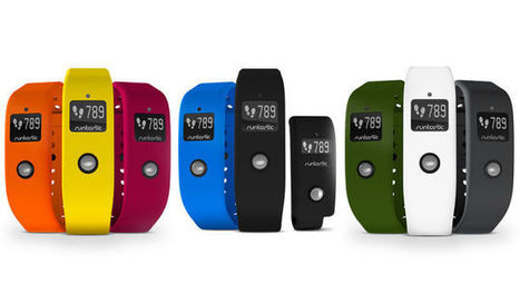 Runtastic Orbit Hands-On: A Fitness Tracker With a Few New Tricks | mHealth | Scoop.it