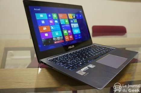 Test : Asus Zenbook UX302LG - Le Journal du Geek | test | Scoop.it