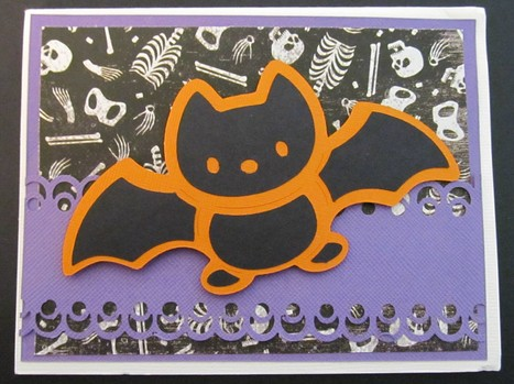 Cricut Halloween Card Using Hello Kitty Cartridge - News - Bubblews | P.S. I Love You Paper Arts and Crafts | Scoop.it