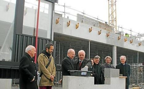 Le biopôle sortira de terre en 2014 - 20minutes.fr | biotechnologies marines | Scoop.it