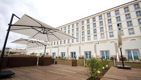 L'Hôtel Palm Camayenne : la nouvelle création de la capitale | TOURISME GUINEE | Scoop.it