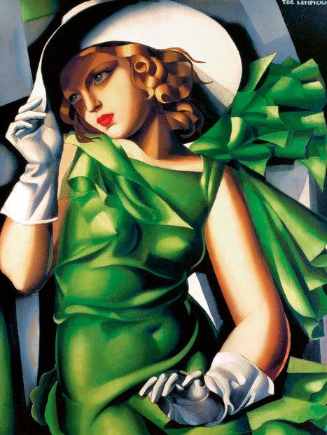 Tamara de Lempicka, l'illusionniste du tissu - L'Express   Déco Actu   Scoop.it