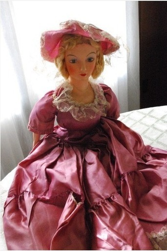 Don't Touch the Bed Doll  | Antiques & Vintage Collectibles | Scoop.it