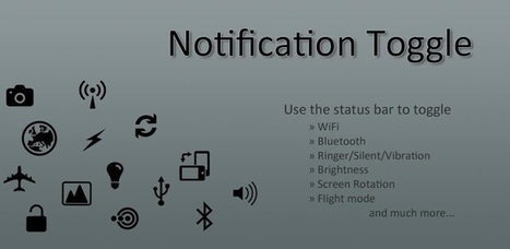 Notification Toggle - Android Apps on Google Play | Android Apps | Scoop.it