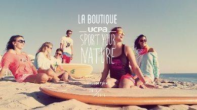 L'UCPA lance sa e-boutique en partenariat avec Spreadshirt | Info Réseau Unat Pays de la Loire | Scoop.it