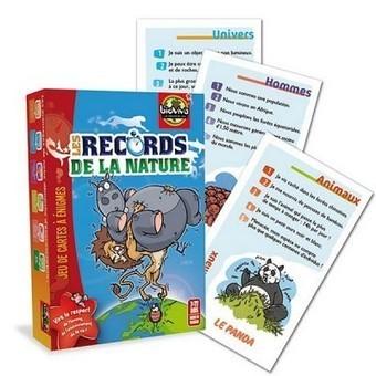 MagZ ViD.com – Les Records de la Nature, un jeu de société green et ludo-éducatif pour les petits et les plus grands | Nature en vie | Scoop.it