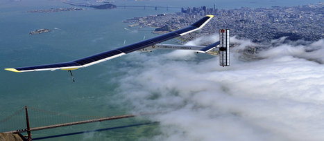 Cross-Country Solar Plane Expedition Set for Takeoff   Sustain Our Earth   Scoop.it