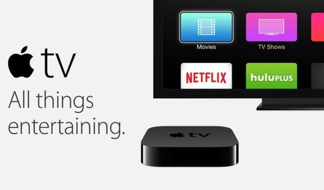 Apple TV Could Become A Home For HomeKit Smart Devices | IUCUNDUS | Scoop.it