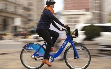 "Citi Bikes: The ""Hummers"" of Urban Cycling? - velojoy 